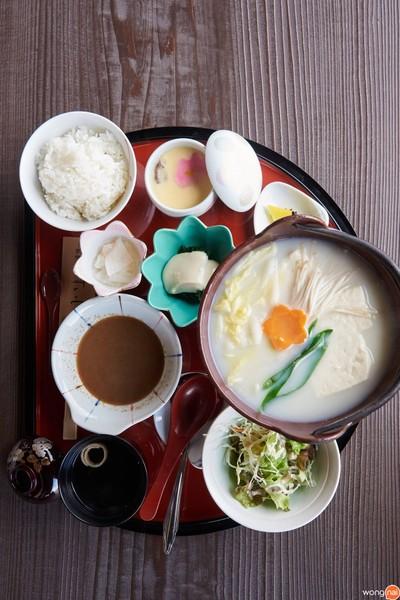 Suisha Tofu Hotpot