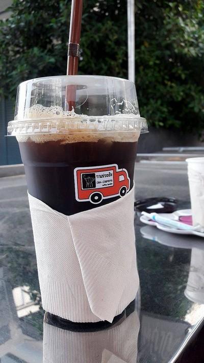 กาแฟรถส้ม Coffee Karafee
