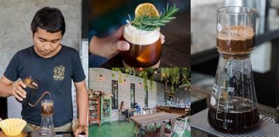 [รีวิว] PiKGO Cafe คาเฟ่ภูเก็ต Slow Bar & Speed Bar ของคนรักกาแฟ