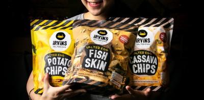 [รีวิว] IRVINS Salted Egg หนังปลาไข่เค็มสิงคโปร์ชื่อดัง เปิดแล้วที่ไทย