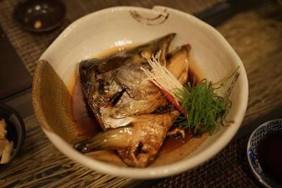 หัวปลาเเซลมอนต้มหวาน