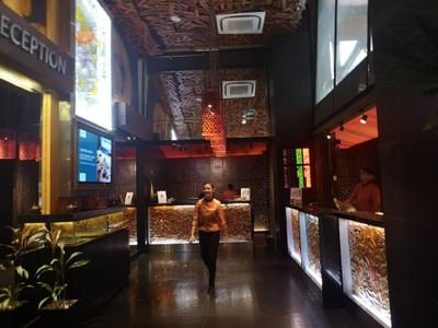โรงแรมสยามแอ็ทสยามดีไซน์โฮเต็ลแอนด์สปา (Siam At Siam Design Hotel And Spa)