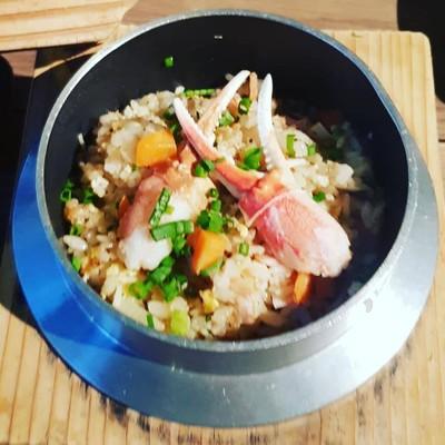 Kani Fried Rice