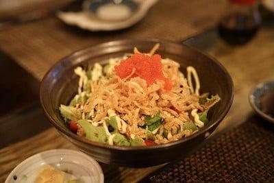 Shirao salad