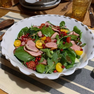 Duck Breast Salad With Balsamic