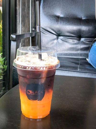 Black Orange Coffee