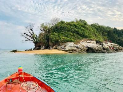 กินลม ชมวิว กะเทาะหอย ดูปะการัง เกาะกวางจันทบุรี