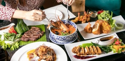 [รีวิว] Ther Dining & Bar ร้านอาหารไทยแท้แฝงกลิ่นอายของศิลปะ