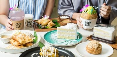 """[รีวิว] """"Cocoburi Café"""" คาเฟ่มะพร้าวน้ำหอมของดีจาก จ.ราชบุรี"""