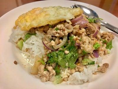 ข้าวแกง - ขนมจีน SK Food Center