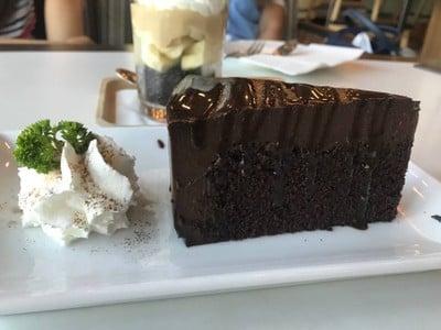เค้กชอคโกแลต