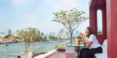 """[รีวิว] """"Nye Caféstaurant"""" คาเฟ่ลับริมเจ้าพระยา ลิ้มรสอาหารไทยร่วมสมัย"""