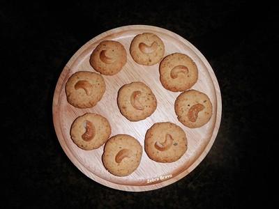 Oregano Keto Cookies