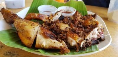 ไก่ย่างบางตาล Food Villa ราชพฤกษ์