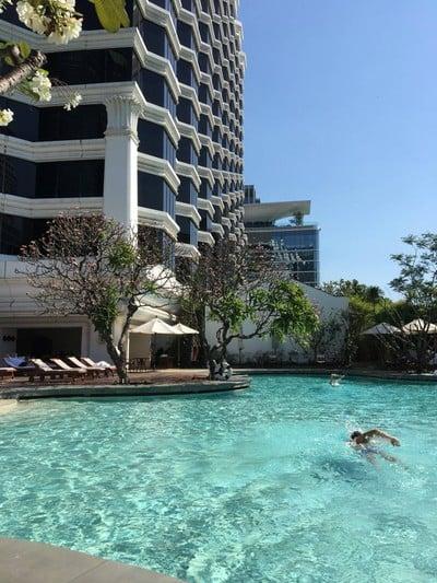 แกรนด์ไฮแอทเอราวัณ กรุงเทพฯ (Grand Hyatt Erawan Bangkok Hotel)