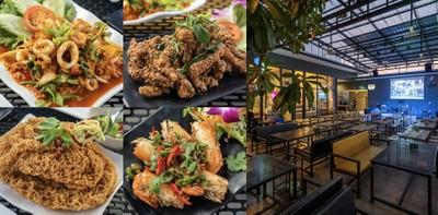 [รีวิว] รื่นรมย์ ร้านอาหารสมุทรสาครน่านั่ง แหล่งรวมความบันเทิงครบวงจร