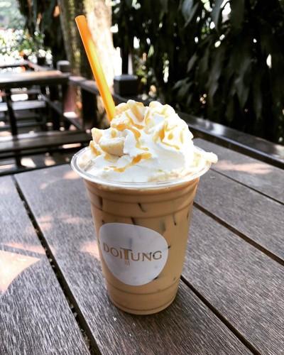 Cafe DoiTung (คาเฟ่ดอยตุง) สวนแม่ฟ้าหลวง