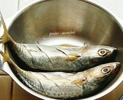 วิธีทำ ฉู่ฉี่ปลาทูสด