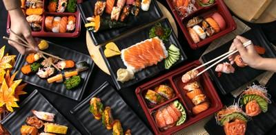"""[รีวิว] """"Sushi Plus"""" ร้านซูชิย่านสำโรง เริ่มคำละ 10 บาท คุณภาพเกินราคา"""