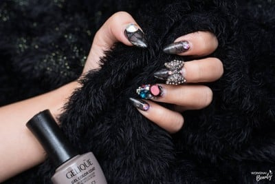 Butterfly Her Nails (บัตเตอร์ฟลาย เฮอ เนล) เดอะสตรีทรัชดา