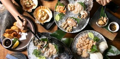 """[รีวิว] """"เทศกาล KAI MATSURI"""" หอยสดส่งตรงจากฮอกไกโด@Shinsen Fish Market"""