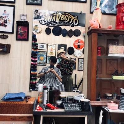 Seven Barber ปั้มบางจากวัดแจ้งใน