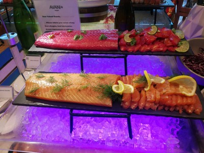 Skyline Restaurant Avani Riverside