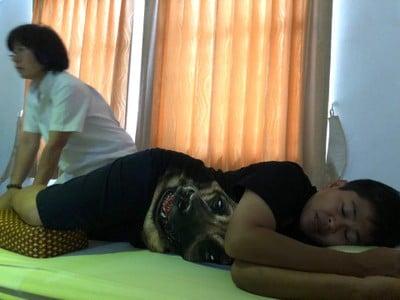 Wat Pho Massage School Service  วัดโพธิ์