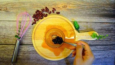 วิธีทำ ไข่มุกพุดดิ้งคัสตาร์ด