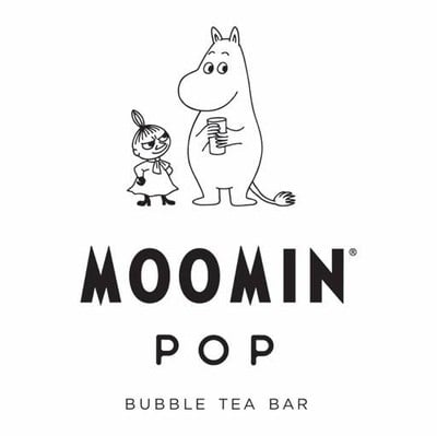 Moomin Pop Bubble Tea Bar Thegarden by P Landscape