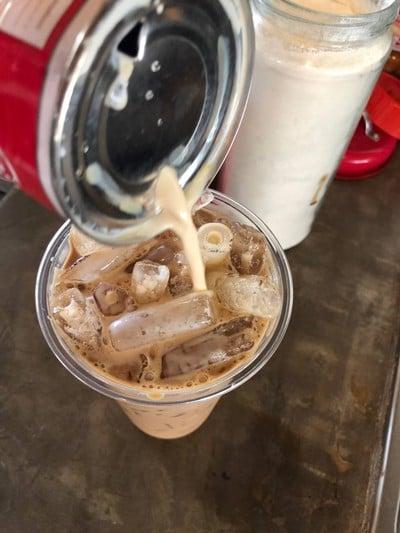วิธีทำ กาแฟเย็น