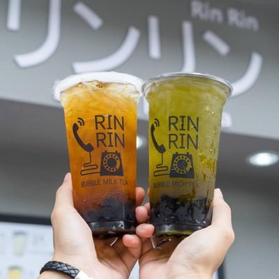 Rin Rin Bubble Milk Tea Huahin หัวหิน