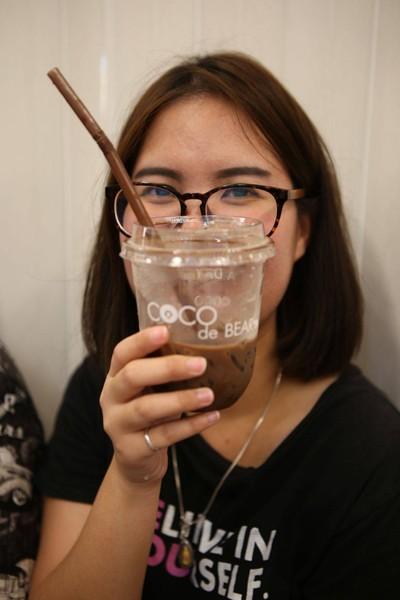 Coco de bear