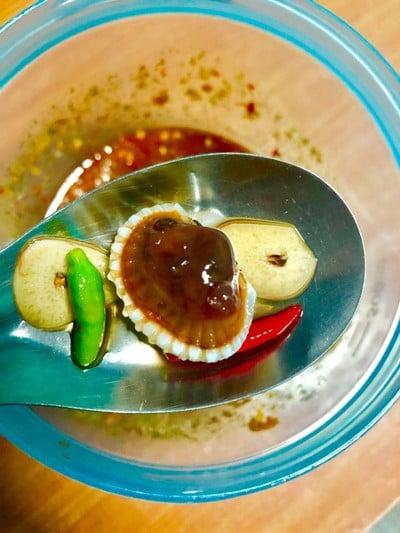 หอยแครงดองน้ำปลาหวาน