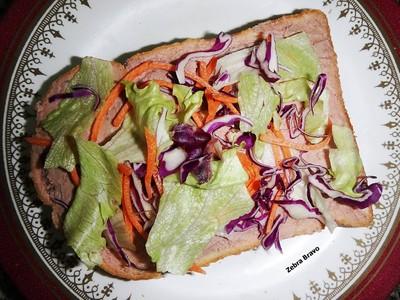 แซนด์วิชตับบด