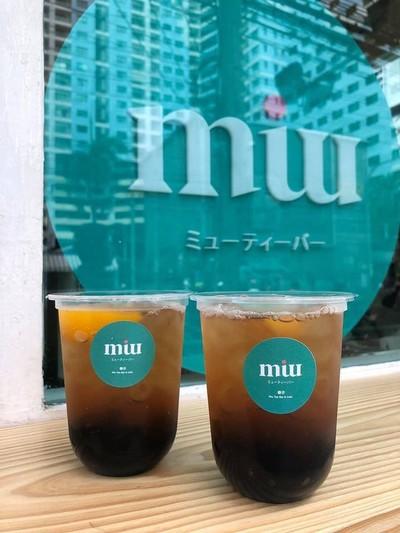 Miu Tea Bar & Cafe