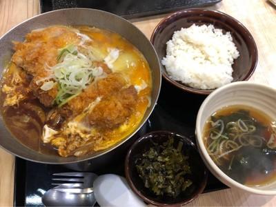 ข้าว หมูทอด Katsu Toji Teishok