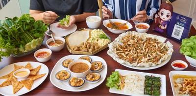 [รีวิว] ครัวเมืองเว้ลาว-ญวน ร้านอาหารเวียดนามต้นตำรับ เสิร์ฟผักไม่อั้น