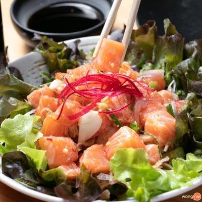 Suzuran sushi (ซูซูรัน) ลาดปลาเค้า