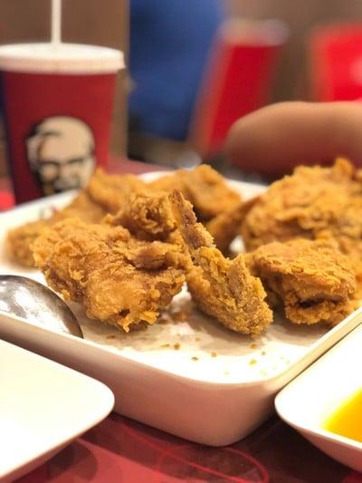 KFC (เคเอฟซี) โลตัสชัยนาท