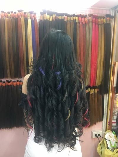 ร้านต่อผมพี่อ้อย อนุสาวรีย์ชัยฯ (Laaoy Hair Salon) อนุสาวรีย์ชัยฯ
