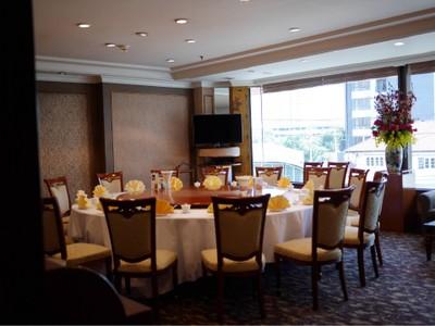 บรรยากาศ ที่ ร้านอาหาร Yok Chinese Restaurant โรงแรม The Emerald