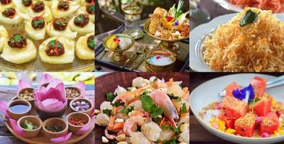 10 ร้านอาหารชาววังขนานแท้ คลายร้อนด้วยเมนูตามตำรับไทย