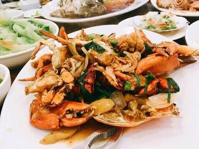 Lei Yue Mun Seafood Restaurant  Hongkong