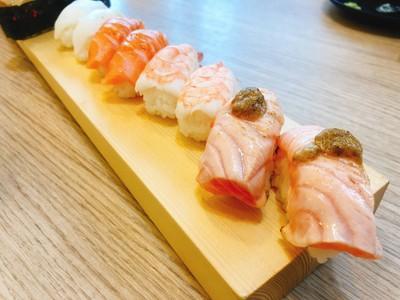 Masuyo sushi กาญจนบุรี