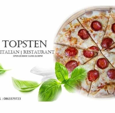 Tops &Ten pizza สุขุมวิท 54