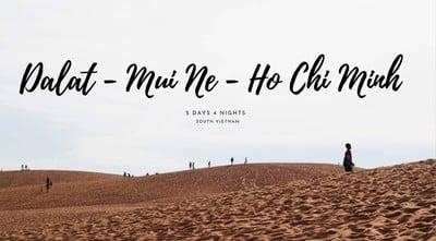 เวียดนามใต้ 5 Days 4 Nights ฉบับกินดีเที่ยวสบาย