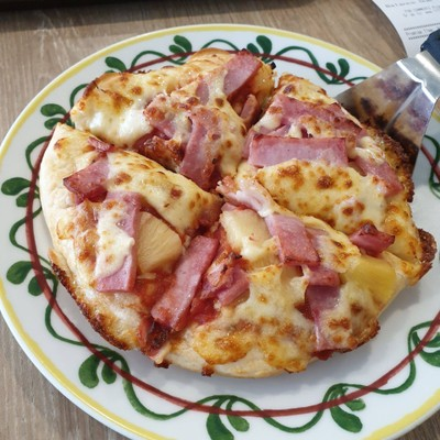 The Pizza Company ตลาดจอมพล