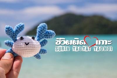 ชีวิตติด (ใจ) เกาะ .. Surin - Yao Yai - Yao Noi ...