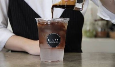 GLEAM lifestyle café